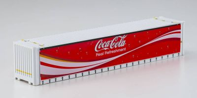 OXFORD 1/76scale Container 45 Coca Cola  [No.OX76CONT5CC]