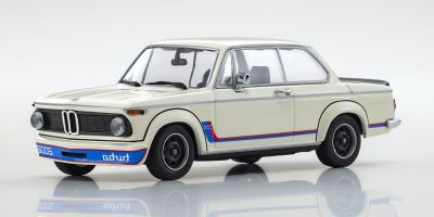 MINICHAMPS 1/43scale BMW 2002 Turbo 1973 White  [No.940022201]