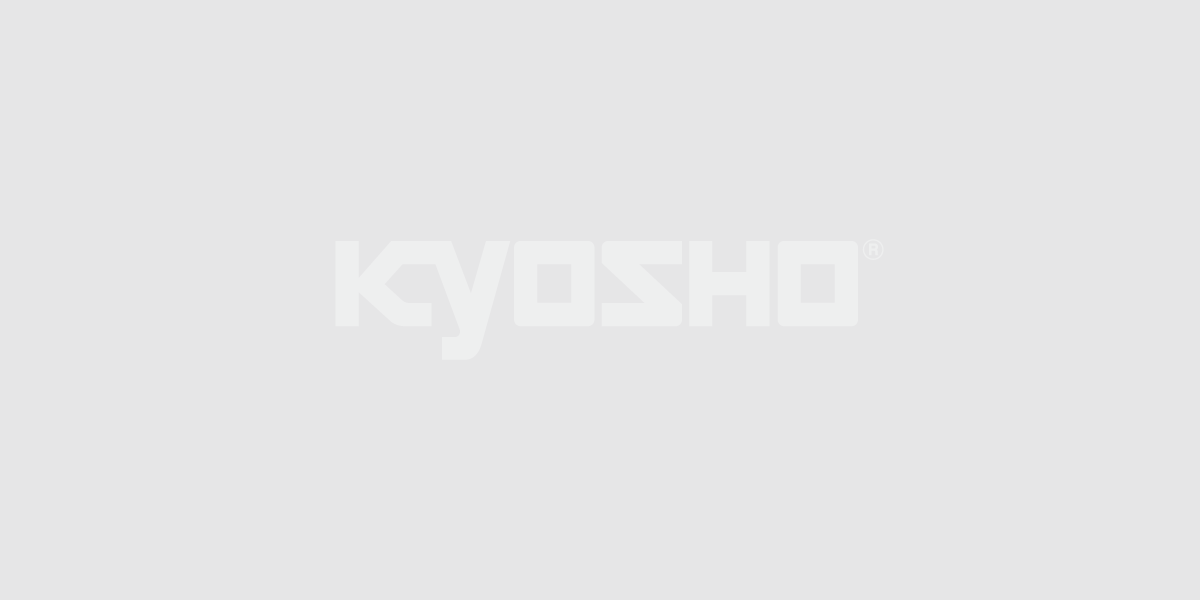 KYOSHO ORIGINAL 1/18scale Fiat 131 Abalt Rally 1980 Portugal # 1  [No.KS08376B]