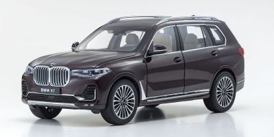 KYOSHO ORIGINAL 1/18scale BMW X7 (G07) (Ametrine Metallic)  [No.KS08951AM]