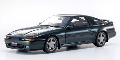 OttO mobile 1/18scale Toyota SUPRA 2.5 Twin Turbo R (JZA70) Dark Green [No.OTM709]