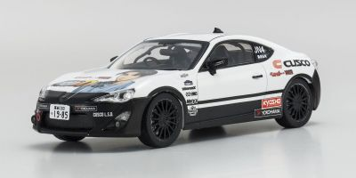 KYOSHO 1/43scale TOYOTA 86 initial D CUSCO  [No.KS03634C15]