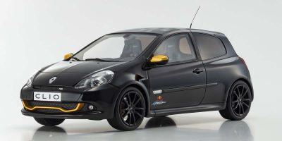 OttO mobile 1/18scale Renault Clio 3 RS RB7 (Black) World Limited 3,000  [No.OTM884]