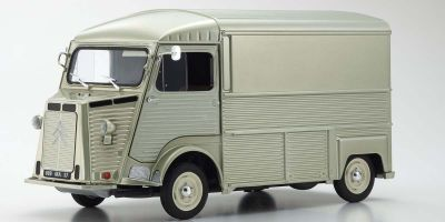 SOLIDO 1/18scale Citroen type ash civil silver  [No.S1850020]