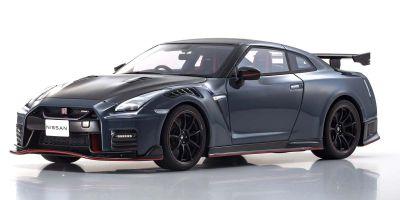 SAMURAI 1/18scale Nissan GT-R NISMO 2022 (Gray)  [No.KSR18054GR]