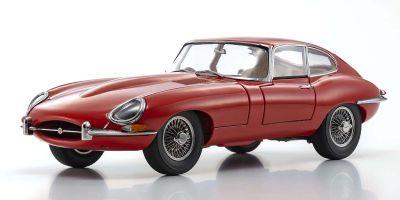 KYOSHO ORIGINAL 1/18scale Jaguar E-type (red)  [No.KS08954R]