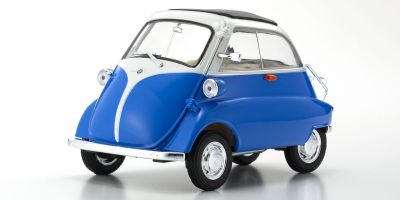 WELLY 1/18scale BMW Isetta (Blue)  [No.WE24096BL]