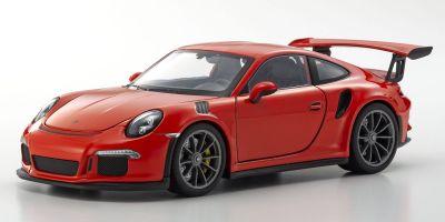 WELLY 1/24scale Porsche 911 GT3 RS (Orange)  [No.WE24080OR]