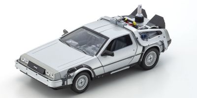WELLY 1/24scale Delorean DMC-12 BACK TO THE FUTURE 2  [No.WE22441W]