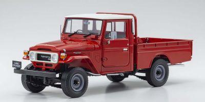 KYOSHO ORIGINAL 1/18scale Toyota Land Cruiser 40 (Red)  [No.KS08958R]