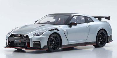SAMURAI 1/18scale Nissan GT-R NISMO 2020 (Silver) Limited to 700   [No.KSR18048S]