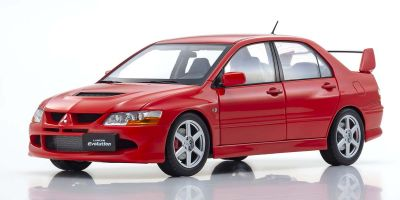 Super A 1/18scale MITSUBISHI Lancer Evolution VIII (Red)  [No.KA3202011]