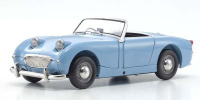 KYOSHO ORIGINAL 1/18scale Austin Healey Sprite (Speedwell Blue)  [No.KS08953SBL]