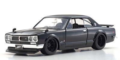 JADA TOYS 1/24scale F & F Nissan Skyline 2000 GT-R Black (Brian)  [No.JADA99686]