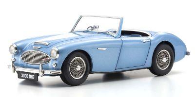 KYOSHO ORIGINAL 1/18scale Austin Healey 3000 (Healey Blue)  [No.KS08149HBL]