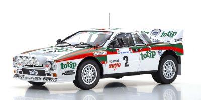 KYOSHO ORIGINAL 1/18scale Lancia Rally 037 1984 San Marino # 2  [No.KS08306F]