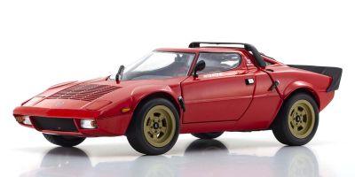 KYOSHO ORIGINAL 1/18scale Lancia Stratos HF (Red)  [No.KS08130R]