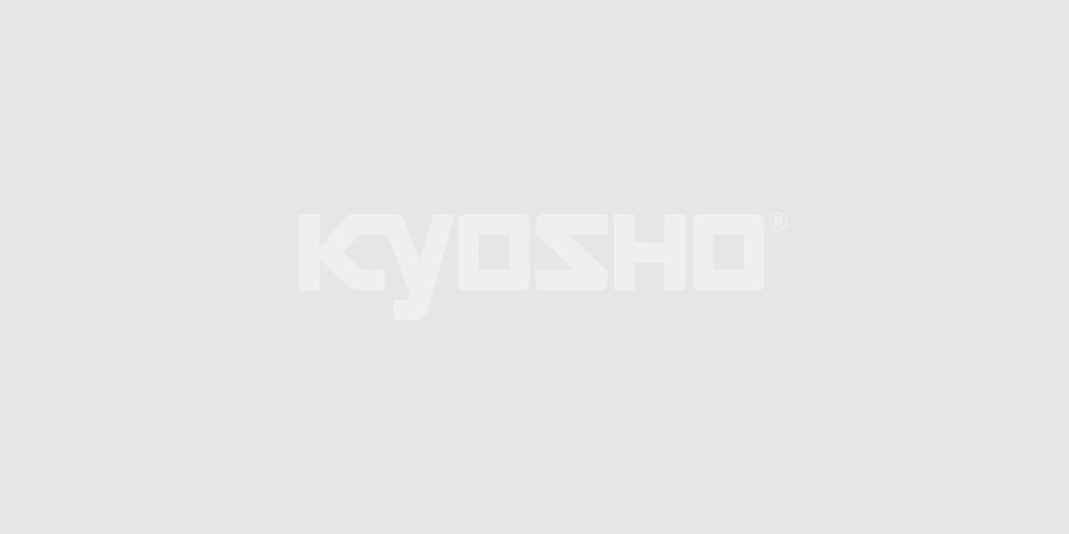 KYOSHO ORIGINAL 1/43scale Nissan Fairlady Z Prototype (Yellow)  [No.KSR43103Y]