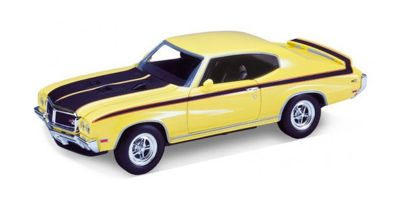 WELLY 1/24scale BUICK GSX 1970 Yellow  [No.WE22433Y]