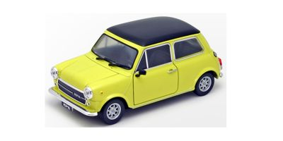 WELLY 1/24scale Mini Cooper 1300 yellow  [No.WE22496Y]