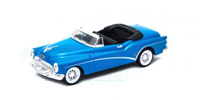 WELLY 1/24scale BUICK SKYLARD 1953 convertible Blue [No.WE24027CBL]