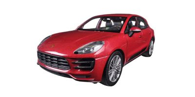 WELLY 1/24scale Porsche Makan Turbo Red  [No.WE24047R]