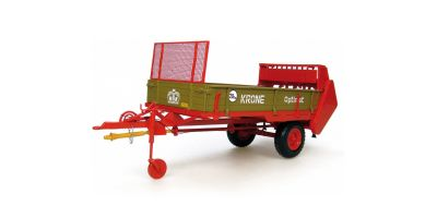 UNIVERSAL HOBBIES 1/16scale Krone Optimat Red [No.E2647]