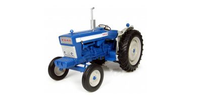 UNIVERSAL HOBBIES 1/16scale Ford 5000 Tractor Blue [No.E2705]