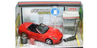 Bburago 1/43scale Ferrari California (Convertible) Red [No.28-31096R]
