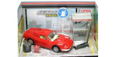 Bburago 1/43scale Dino 246 GT Red [No.28-31105R]