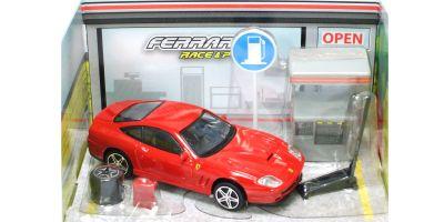 Bburago 1/43scale Ferrari 550 Maranello Red [No.28-31128R]