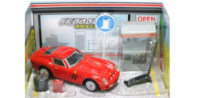 Bburago 1/43scale Ferrari 250 GTO Red [No.28-31129R]