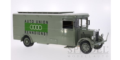 Premium ClassiXXs 1/18scale NAG Bussing race cart run Porter Auto Union Renndienst  [No.PCS30050]