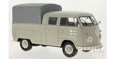 Premium ClassiXXs 1/18scale VW T1 DoKa 1960 Gray  [No.PCS30080]