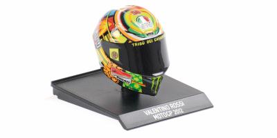 MINICHAMPS 1/10scale AGV Helmet Valentino Rossi Moto GP 2012  [No.315120046]