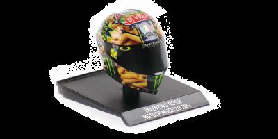 MINICHAMPS 1/10scale AGV Helmet Valentino Rossi Moto GP Mugello 2014  [No.315140086]
