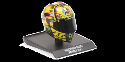 MINICHAMPS 1/10scale AGV Helmet Valentino Rossi Moto GP 2015  [No.315150046]