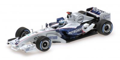 MINICHAMPS 1/43scale SAUBER BMW C24B – NICK HEIDFELD – F1 TEST VALENCIA FEBRUARY 2006  [No.400060902]