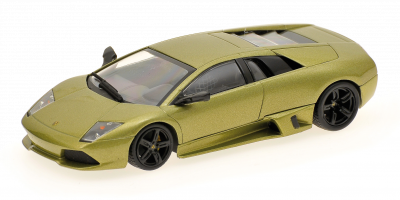 MINICHAMPS 1/43scale LAMBORGHINI MURCIELAGO LP 640 – 2006 – GREEN METALLIC  [No.400103921]