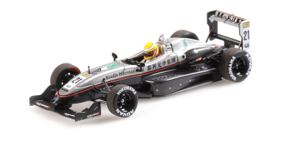 MINICHAMPS 1/43scale DALLARA MERCEDES F302 – LEWIS HAMILTON – MACAU GP 2004  [No.410040321]