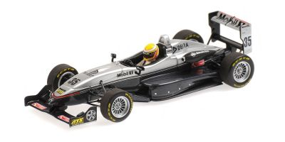 MINICHAMPS 1/43scale DALLARA MERCEDES F302 – LEWIS HAMILTON – WINNER NORISRING F3 EURO SERIES 2004  [No.410040335]