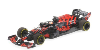 MINICHAMPS 1/43scale Aston Martin Red Bull Racing Honda RB15 Max Verstappen Silverstone Shakedown Specification Coloring February 13, 2019  [No.410199933]