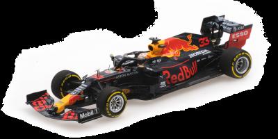 MINICHAMPS 1/43scale Aston Martin Red Bull Racing RB16 Max Verstappen 2020 LAUNCH SPEC  [No.410200033]