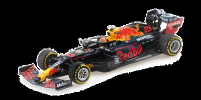MINICHAMPS 1/43scale Aston Martin Red Bull Racing RB16 Alexander Albon Styrian Grand Prix GP 2020 4th place  [No.410200223]