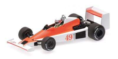 MINICHAMPS 1/43scale WILLIAMS FORD FW06 – GIACOMO AGOSTINI – RACE OF CHAMPIONS – BRANDS HATCH 15TH APRIL 1979  [No.410790049]