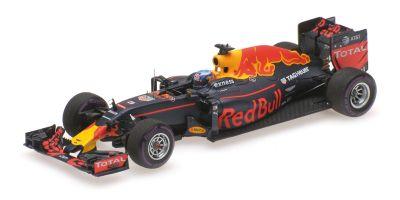 MINICHAMPS 1/43scale RED BULL RACING TAG HEUER RB12 – DANIEL RICCIARDO – 1ST POLE POSITION MONACO GP 2016  [No.417160103]