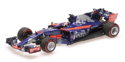 MINICHAMPS 1/43scale SCUDERIA TORO ROSSO RENAULT STR12 – PIERRE GASLY – F1 DEBUT JAPANESE GP 2017  [No.417171410]