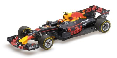 MINICHAMPS 1/43scale RED BULL RACING TAG-HEUER RB13 – MAX VERSTAPPEN – WINNER MALAYSIAN GP 2017  [No.417171533]