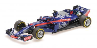 MINICHAMPS 1/43scale SCUDERIA TORO ROSSO HONDA – BRENDON HARTLEY – SHOWCAR 2018  [No.417189028]