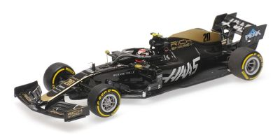 MINICHAMPS 1/43scale RICH ENERGY HAAS F1 TEAM FERRARI VF-19 – KEVIN MAGNUSSEN – 2019  [No.417190020]
